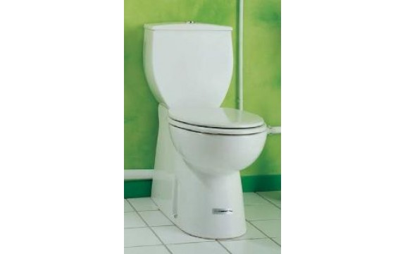 WC CON TRITURATORE INCORPORATO marca SFA modello: SANICOMPACT PLUS
