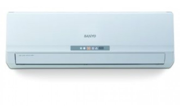 CLIMATIZZATORE SANYO MONO SPLIT LED CLEAN ON-OFF SAP-KCR127EHAX