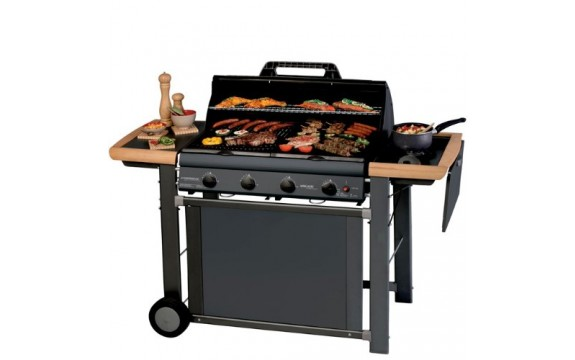 BARBECUE A GAS ADELAIDE 4 CLASSIC DLX