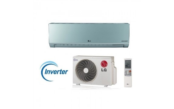 CLIMATIZZATORE LG INVERTER ART COOL Mirror CA09AWV NEW MODEL