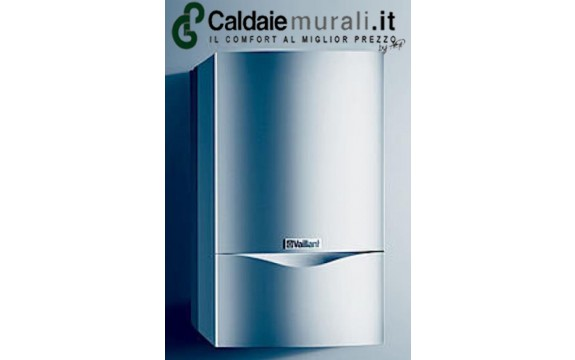 CALDAIA VAILLANT aquaBLOCK VMI IT 242-7 GPL COMPLETA DI KIT SCARICO FUMI