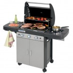 BARBECUE A GAS '3 SERIES CLASSIC' LS PLUS