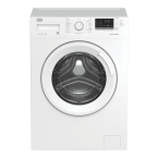 Lavatrice a Carica Frontale Beko Linea Young Smart WUX81232WI 8 Kg Centrifuga 1200 Giri Classe A+++ Bianco